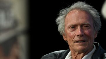 PHOTOS – Clint Eastwood tourne en France avec les héros de l'attaque du Thalys