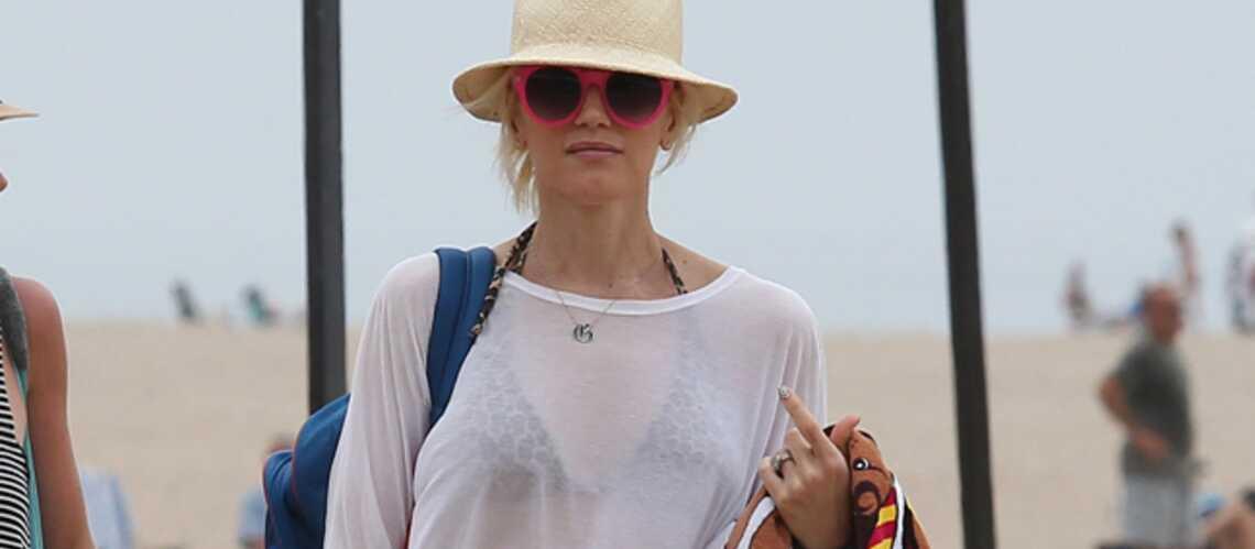 T'as le look de plage… Gwen Stefani!