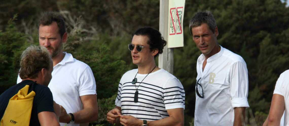 Photos- Orlando Bloom, Lind­say Lohan, Neymar Jr : tous à Ibiza!