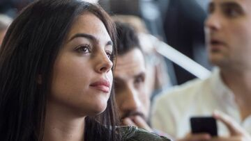 Georgina Rodriguez, la compagne de Cristiano Ronaldo qui attend leur enfant, au régime