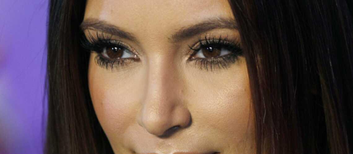 Kim Kardashian la scandaleuse