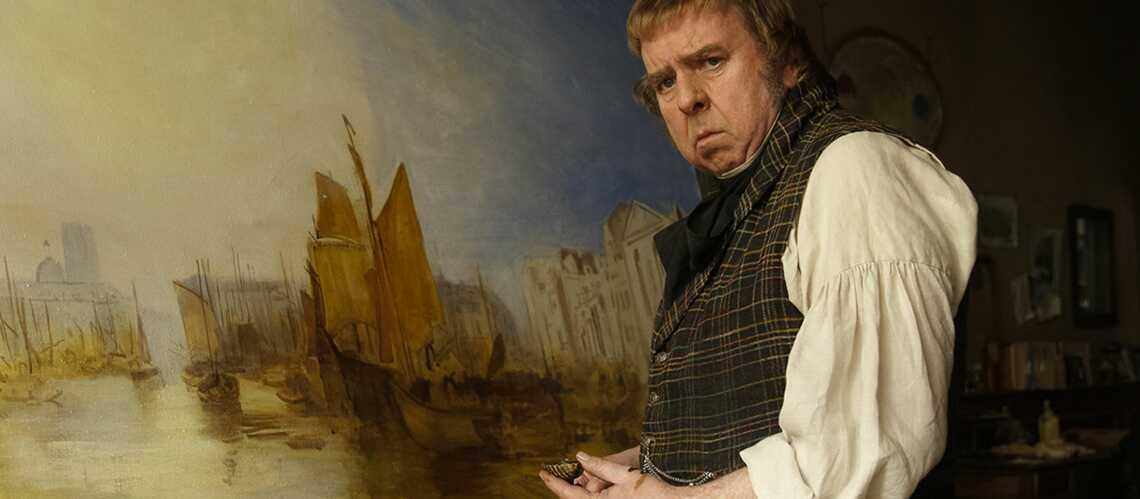 Timothy Spall, héros de Mr. Turner, en remet une couche
