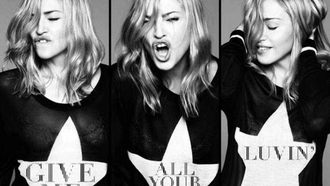 Vidéo- Madonna dévoile son nouveau clip