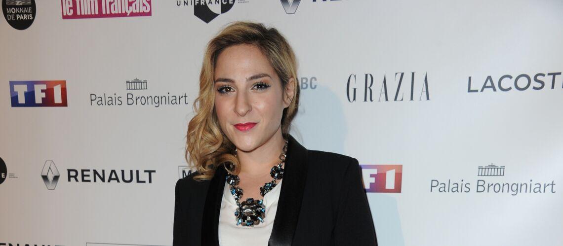 PHOTOS – Marilou Berry se la joue chic androgyne aux Trophées du film français