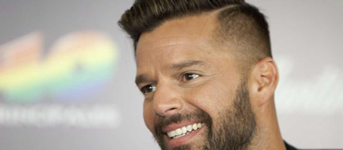 Ricky Martin est célibataire