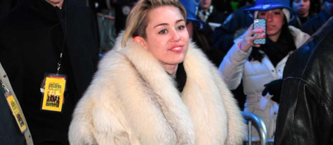 Miley Cyrus et Rihanna, au poil pour 2014