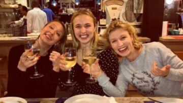 Audrey Lamy: sa force, c'est son trio avec sa soeur Alexandra Lamy et sa nièce Chloé Jouannet