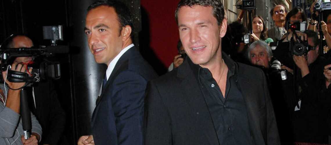 Secret Story: Benjamin Castaldi remercie Nikos Aliagas