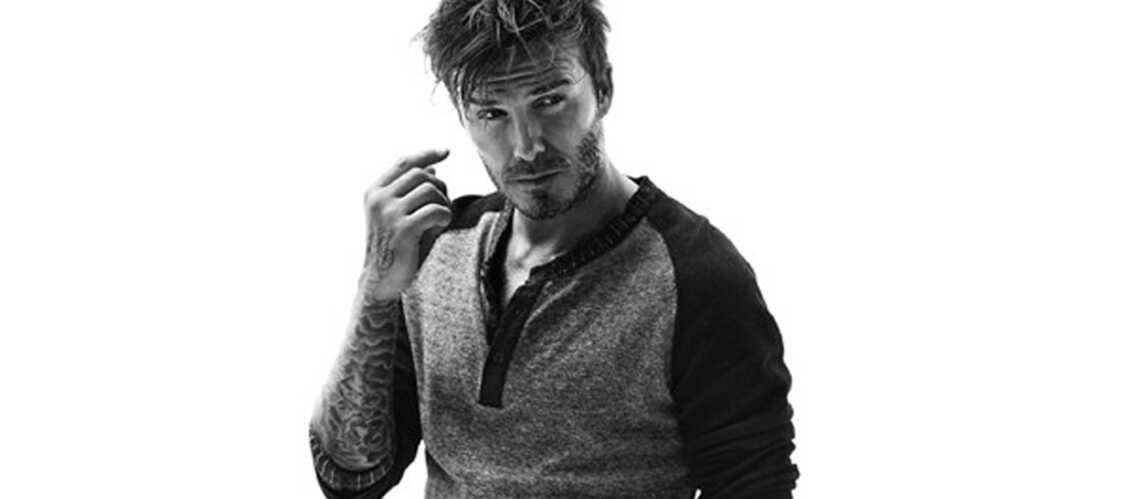 David Beckham, en grenouillère pour l'hiver