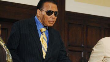 Mohamed Ali à bout de souffle