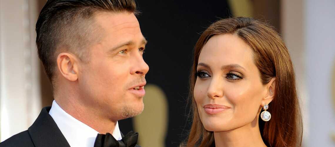Brad Pitt et Angelia Jolie, bientôt réunis à l'écran?