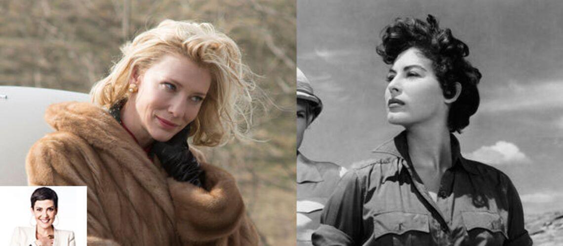 Cristina Cordula: Ava Gardner, Cate Blanchett, ses icônes mode