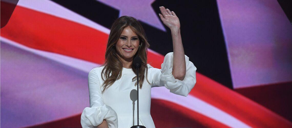 La grosse boulette de Melania Trump sur Twitter qui relance les rumeurs de problèmes dans son couple