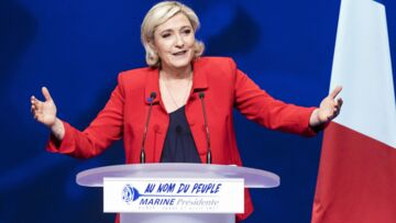 PHOTOS – Marine Le Pen: comment elle a radicalement transformé son look
