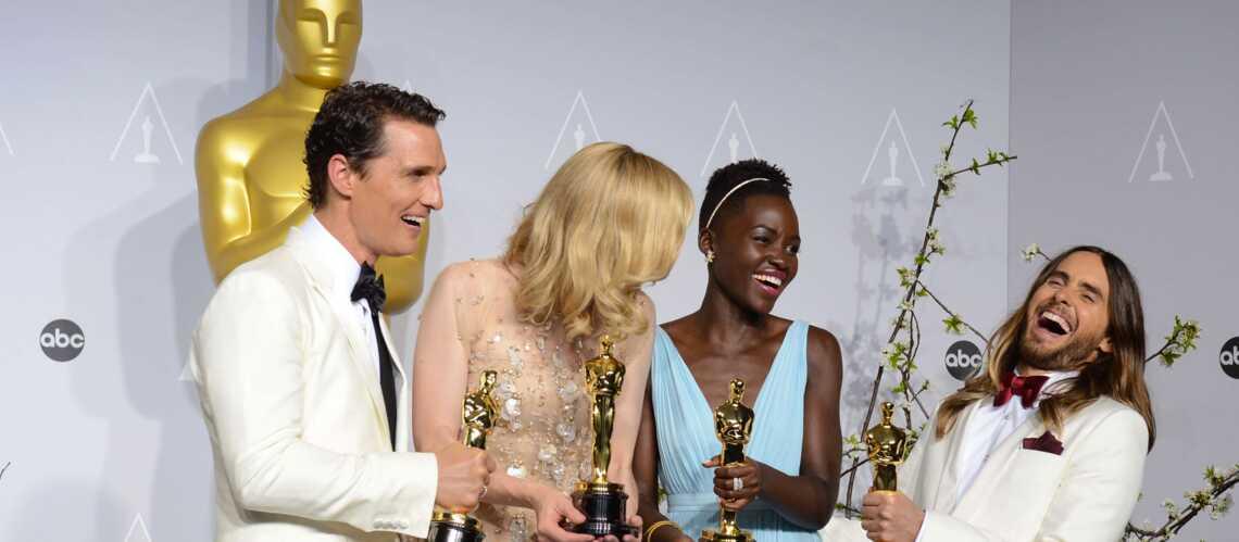 Oscars 2014 – McConaughey, Blanchett, 12 years a slave: les grands gagnants de la soirée