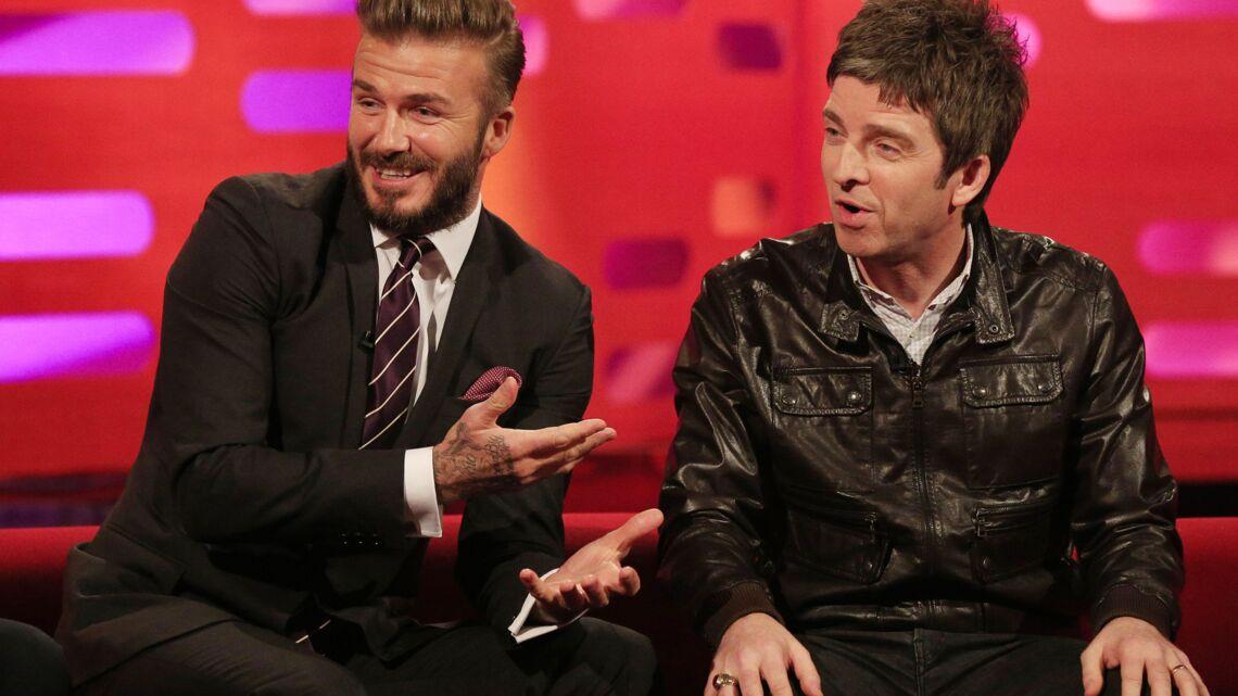 David Beckham dopé à l'Oasis