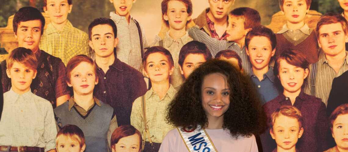 PHOTOS – Alicia Aylies (Miss France 2017), Michel Drucker et sa femme… tous à la générale des Choristes