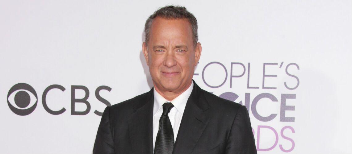 Tom Hanks offre une (troisième) machine à café aux journalistes de la Maison Blanche