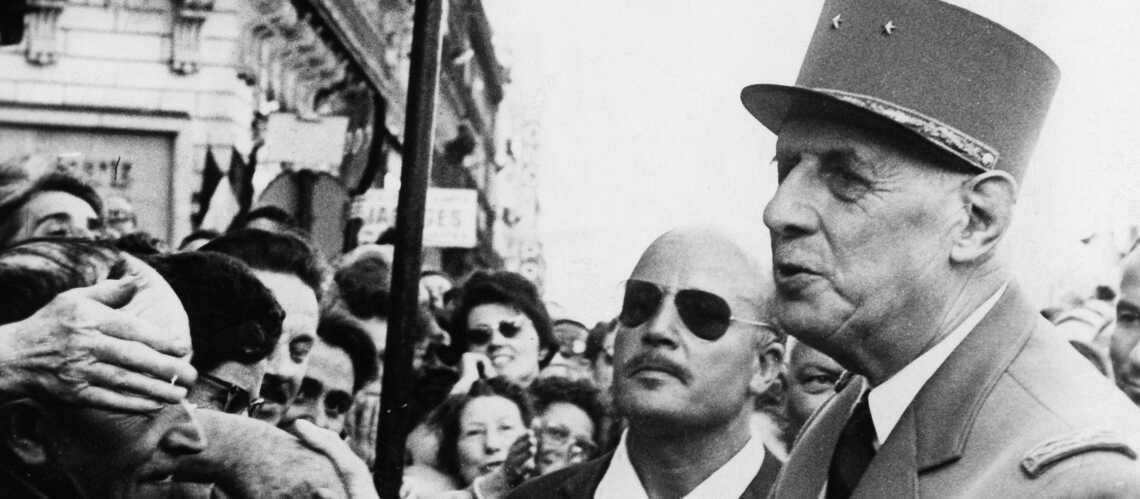 Le général de Gaulle serait tombé passionnément amoureux d'une femme de chambre