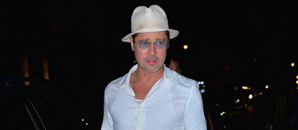Rendez-vous incognito chez le médecin: Brad Pitt souffrirait d'une maladie infectieuse