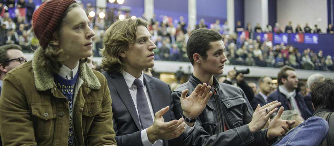 PHOTOS- Sarkozy, Juppé, Copé, etc…: leurs enfants suivent de près leurs combats