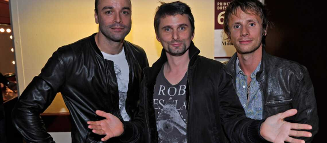 Muse: son 2nd law en impose