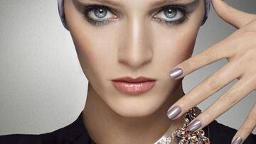L'automne métallisé de Dior