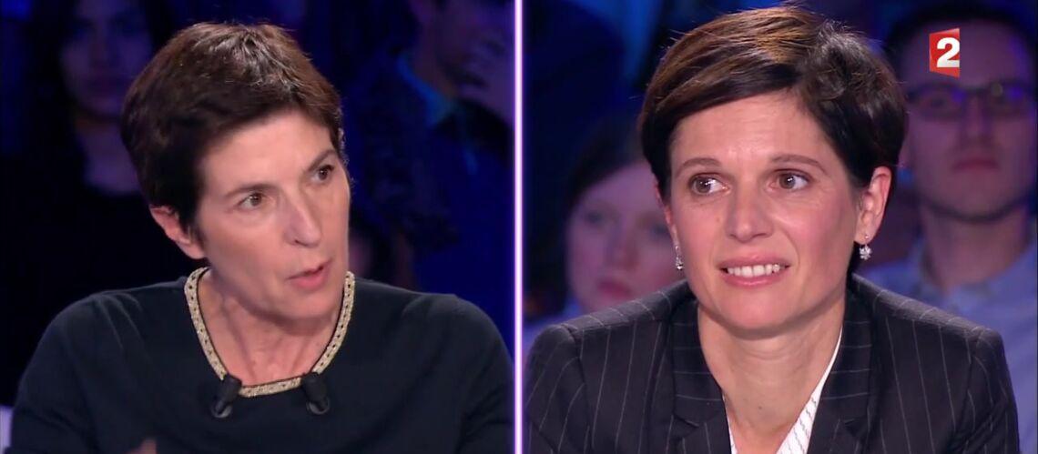 ONPC – Léa Salamé, solidaire avec Christine Angot: dur, d'être chroniqueuse chez Laurent Ruquier