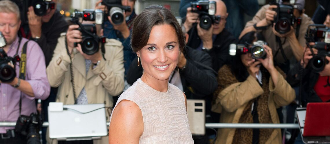 Pippa Midd­le­ton, écla­tante aux GQ Men of the Year Awards