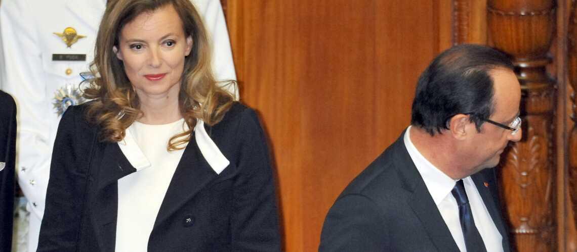 Valérie Trierweiler: François Hollande n'a rien vu venir