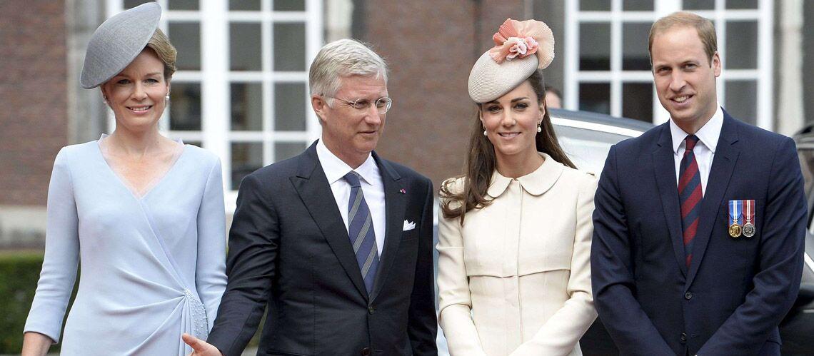 La Princesse Kate et la Reine Mathilde: rencontre de styles