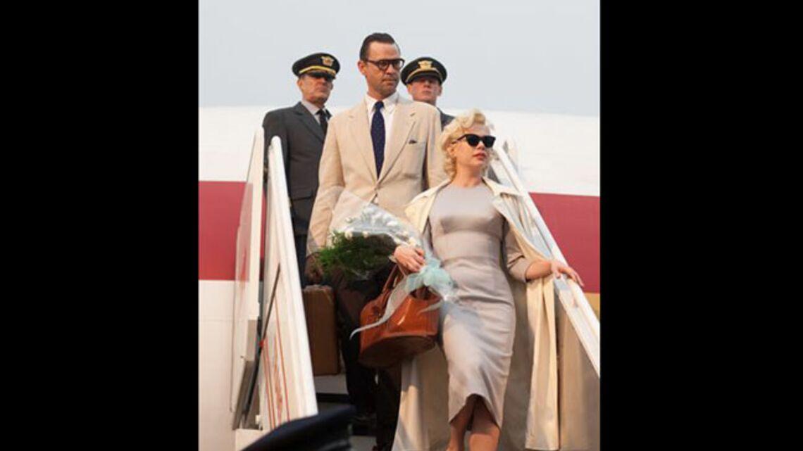 Vidéo – Michelle Williams, troublante Marilyn