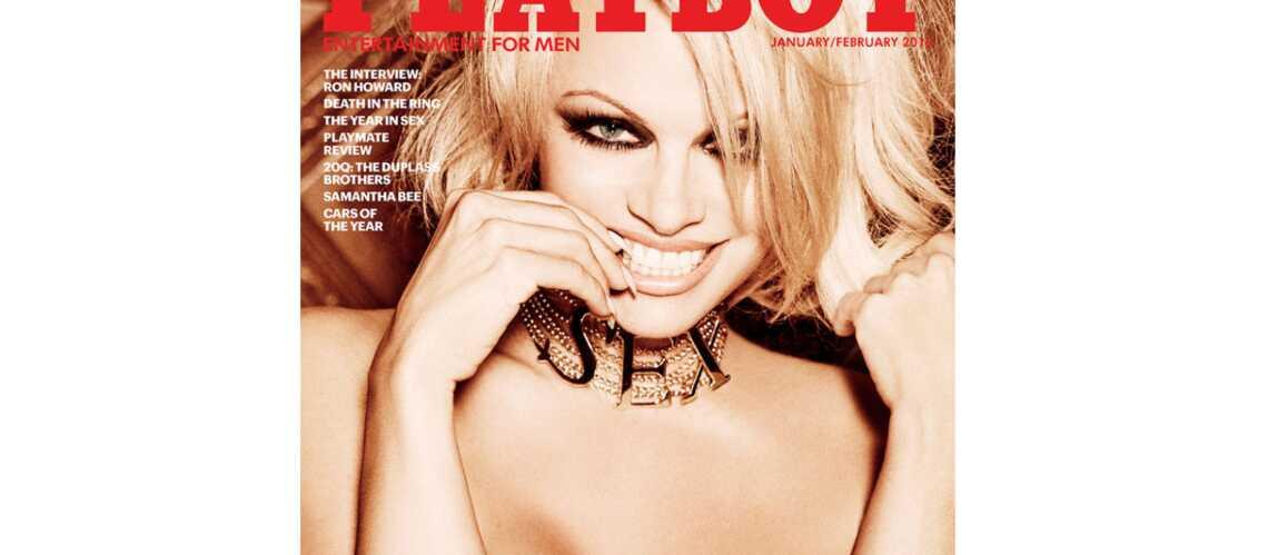 Photos – L'histoire d'amour entre Playboy et Pamela Anderson
