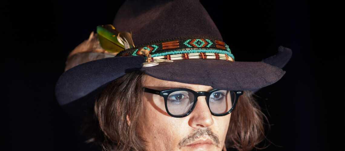 Madonna et Johnny Depp cousins de la reine d'Angleterre