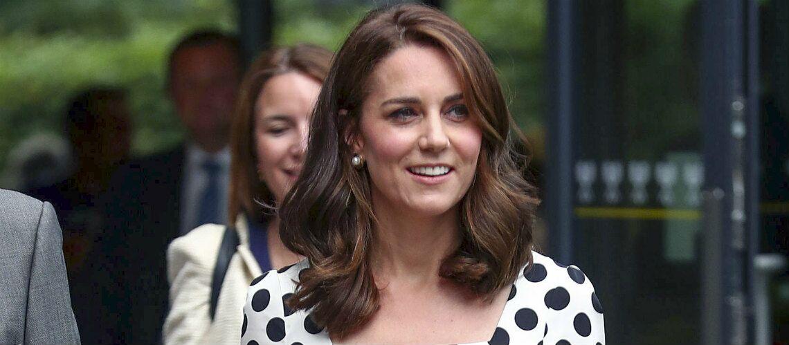 Kate Middleton pimpante à Wimbledon: Elle n'a d'yeux que pour le beau gosse du tennis Dominic Thiem