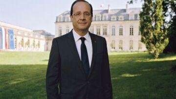 François Hollande: une photo officielle trop «normale»?