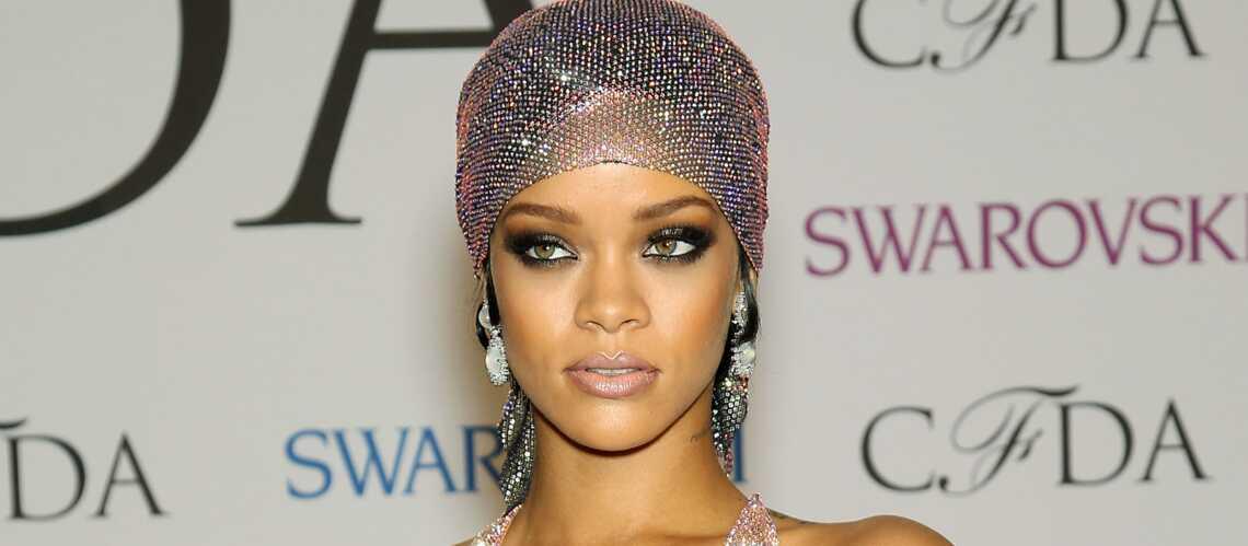 Une affiche de Rihanna censurée au Royaume-Uni