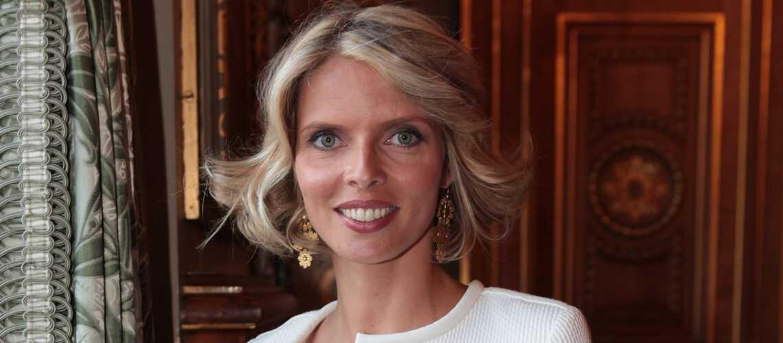 EXCLU – Mariage de Sylvie Tellier: découvrez le secret de sa robe