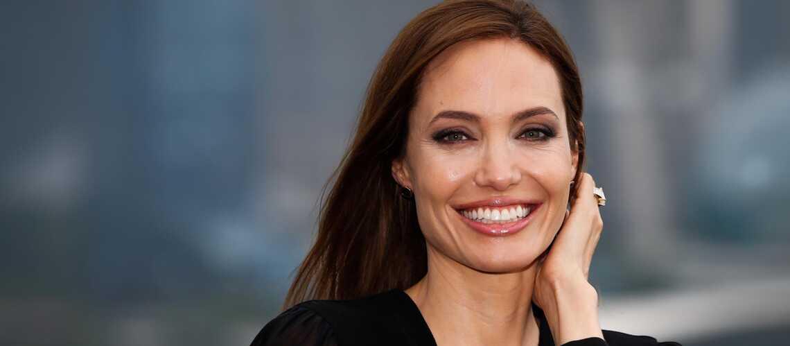 """Angelina Jolie: """"Ça fait du bien d'être mari et femme"""""""
