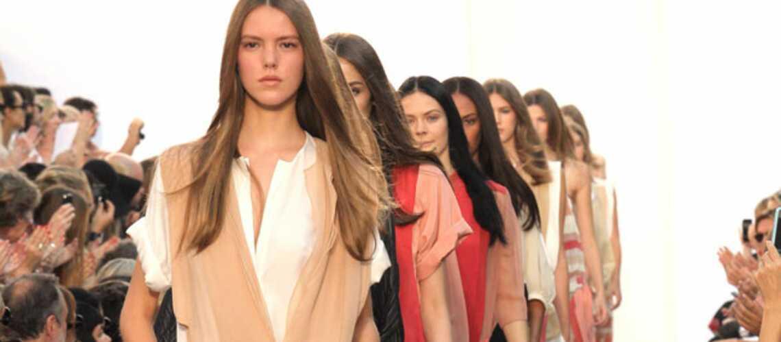 Fashion Week Paris – Seventies chic chez Chloé