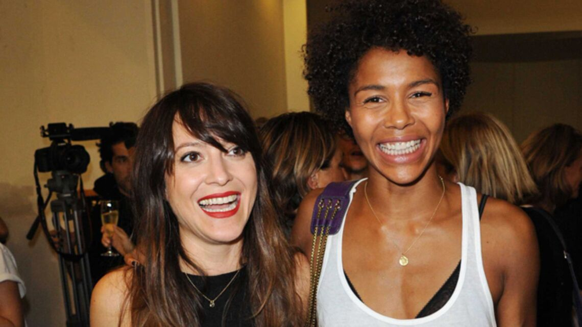 Vidéo- Ayo, Julie Gayet, Keren Ann au défilé Vanessa Bruno