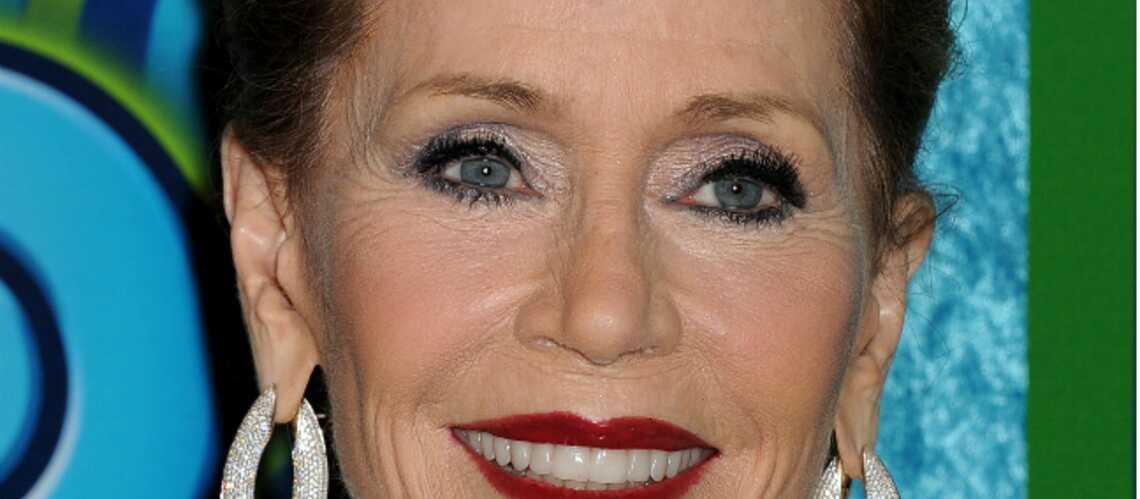 Jane Fonda récompensée pour l'ensemble de sa carrière