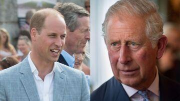 Prince William: il est plus chauve que son père