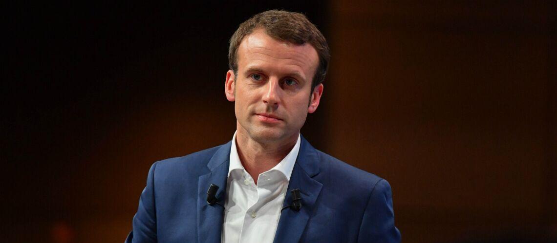 PHOTOS «Les cheveux en pétard»: Quel ado était Emmanuel Macron?