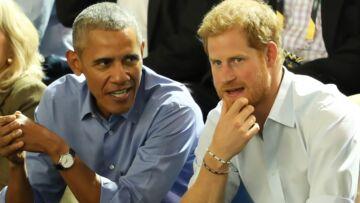 Même Barack Obama veut savoir si le prince Harry va épouser Meghan Markle