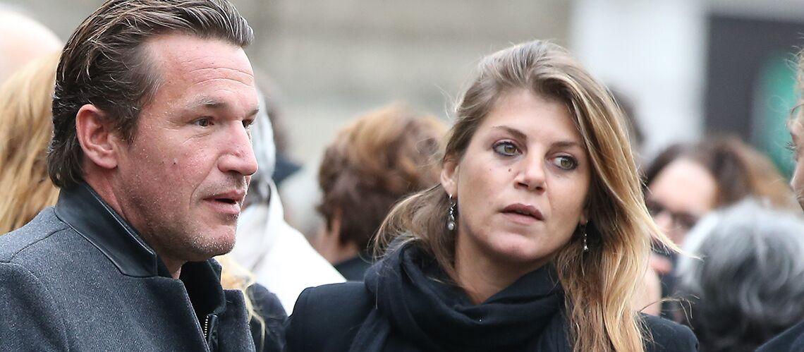 PHOTO – Benjamin Castaldi se moque de sa femme Aurore qui adore ranger le frigo