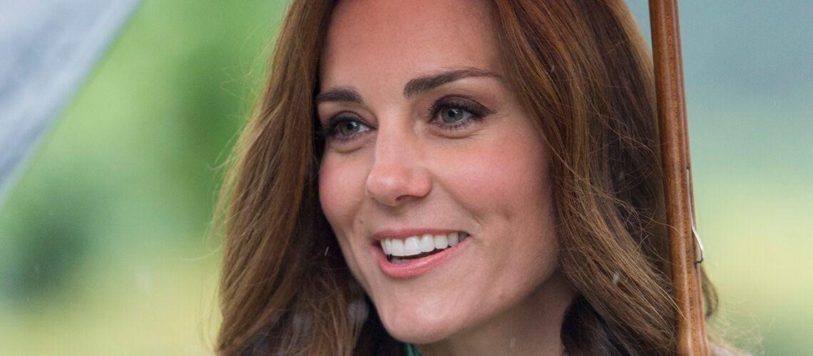 Quand Kate Middleton évoquait son envie d'avoir un troisième bébé