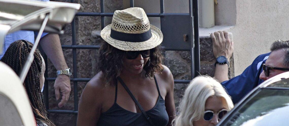 PHOTOS – Michelle Obama: mini-top et jupe fendue, elle profite à fond de ses vacances en Espagne