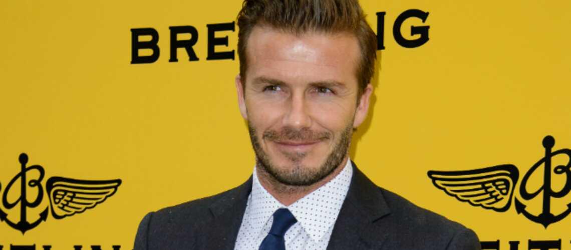 David Beckham bientôt sur grand écran?