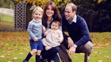 Baby George et princesse Charlotte déjà initiés à Skype